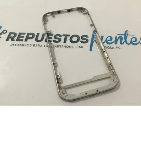 Marco Metal Original para Blackberry Q20 - Recuperado