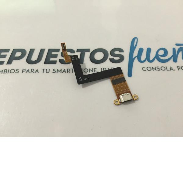 Flex Conector de Carga Original para Blackberry Q20 - Recuperado