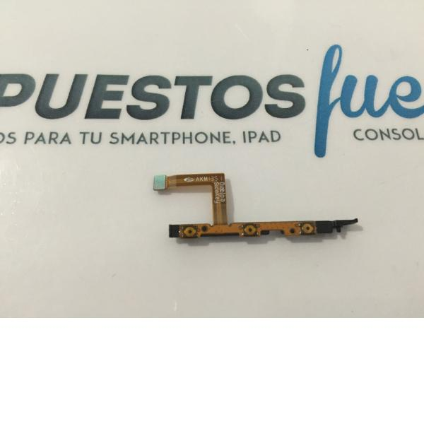 Flex Encendido y volumen Original Alcatel ONE Touch Idol Alpha OT-6032 - Recuperado