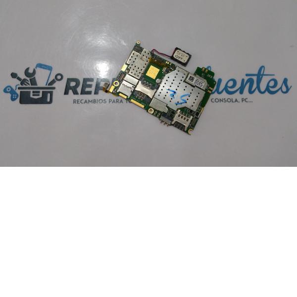 Placa base original Szenio Syreni 62FHD - Recuperada