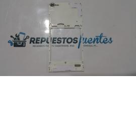 Carcasa intermedia con lente Szenio Syreni 62FHD blanca - Recuperada