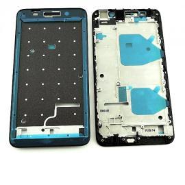 Carcasa Frontal para Huawei Honor 4X - Negra