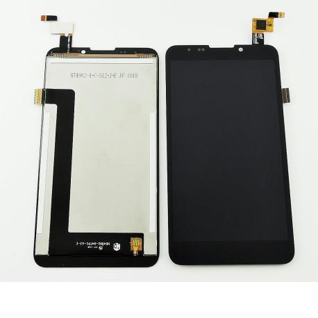 Pantalla Tactil + LCD Display para GIGABYTE GSmart Simba SX1 - Negra