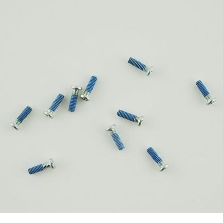 Set 10pcs de Tornillos M1.2*4.2 para Sony Z5 Compact E5823