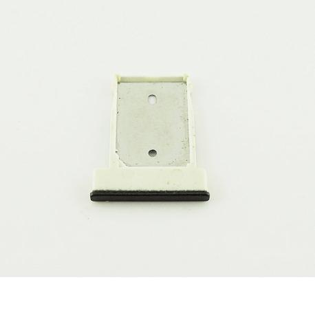 Bandeja de Tarjeta SIM para HTC One M9 - Negra