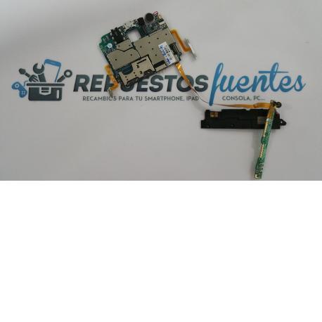 Placa base original + flex de conexion y modulo de buzzer Unusual 55X - Recuperada