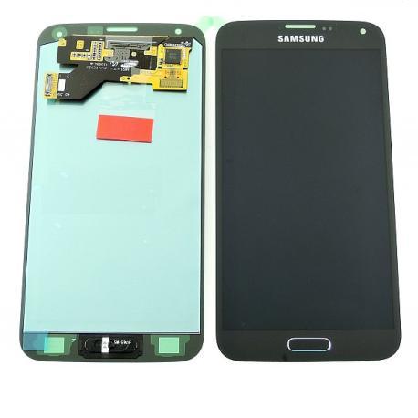 Pantalla LCD Display + Tactil Original para Samsung Galaxy S5 Neo G903F - Negro LIQUIDACION