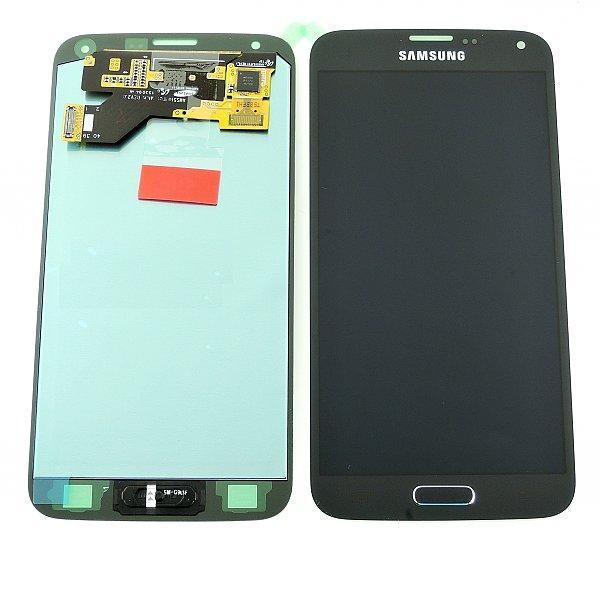 Pantalla LCD Display + Tactil Original para Samsung Galaxy S5 Neo G903F - Negro