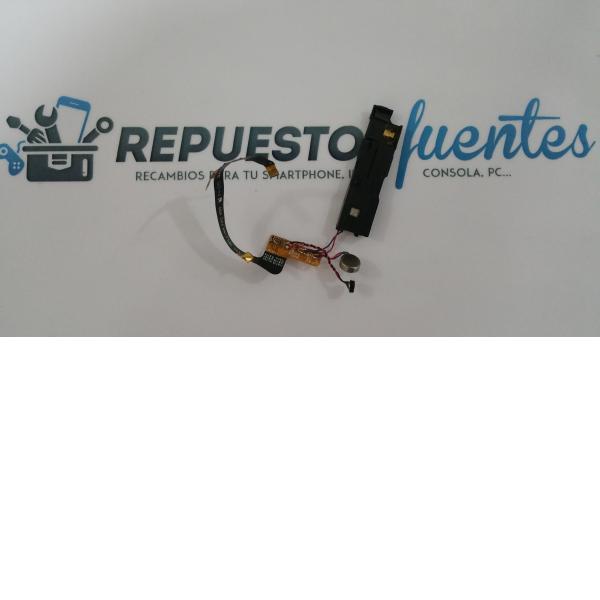 Modulo buzzer + vibrador y flex de conexion Mywigo MWG 459 GII - Recuperada
