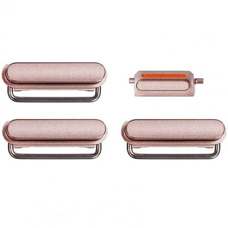 Set de Teclas para iPhone 6s - Rosa