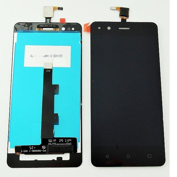 Pantalla LCD Display + Tactil para BQ Aquaris M4.5, A4.5 - Negro