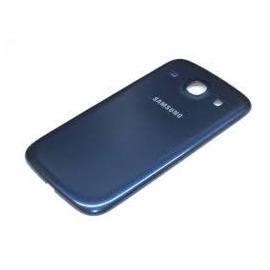 Tapa Trasera Original para Samsung Galaxy Core i8260 i8262 Azul - Recuperada
