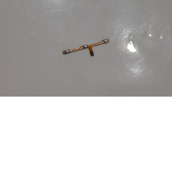 Flex de botones encendido y volumen Alcaltel One Touch idol 2 mini, OT 6036 - Recuperada