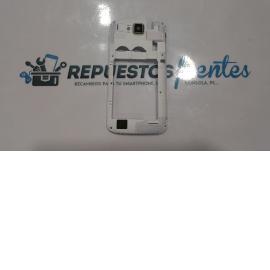 Carcasa intermedia con lente SZENIO SYRENI 40 DC II blanca - RECUPERADA