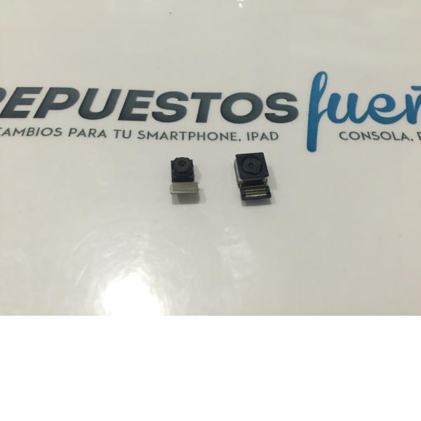Juego de Camara Trasera y Frontal Original mobile Wow S500 - Recuperada