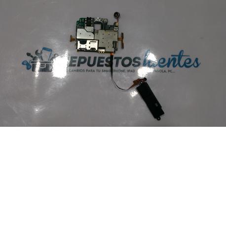 Placa base + flex de conexion + modulo buzzer Unusual 50X - Recuperada
