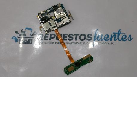 Placa base original + flex de conexion y modulo antena Movil OYE Mas - Recuperada