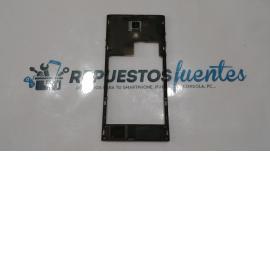 Carcasa intermedia con lente Movil OYE Mas negra - Recuperada
