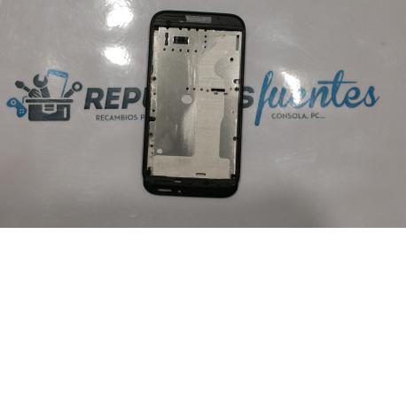 Marco frontal ALCATEL V975 VODAFONE SMART 3 negra - Recuperado