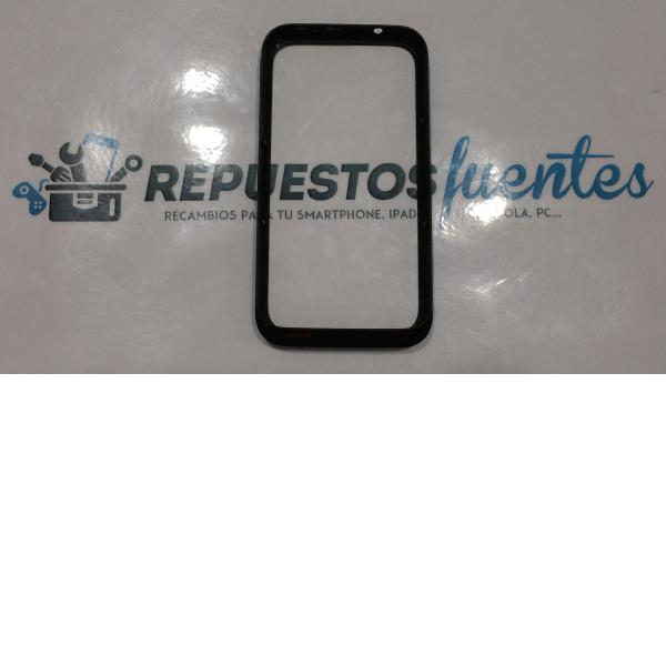 Carcasa lateral ALCATEL V975 VODAFONE SMART 3 negra - Recuperada