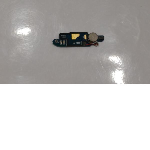 Modulo de antena + vibrador Yezz A4MBK - Recuperado