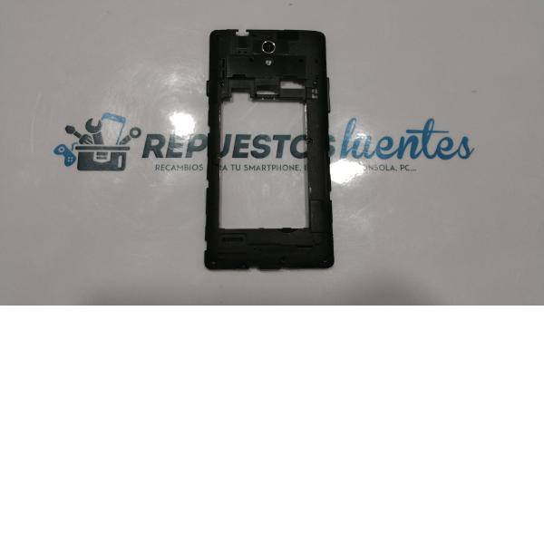 Carcasa intermedia con lente Huaewi G700 Negra - Recuperada