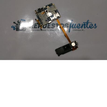 Placa base original + flex de conexion y modulo antena Avenzo SmartPhone Xirius 5.5 - Recuperada