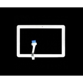 Pantalla tactil cristal digitalizador Samsung P7500,P7510 Galaxy Tab 10.1 blanca