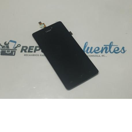 Pantalla Tactil + LCD Display para Wiko Highway Signs - Negro