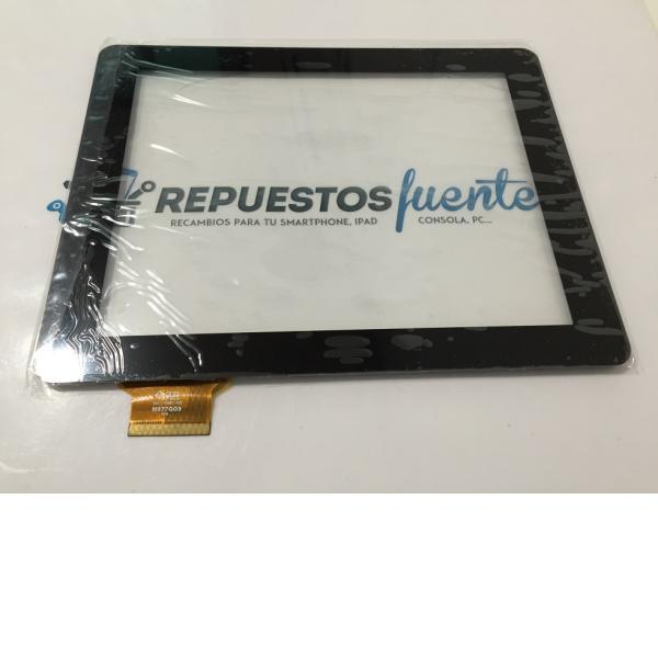 """Pantalla Tactil Universal Tablet china 9.7"""" 300-L4386C-A00 / Unusual U10z - Negro"""
