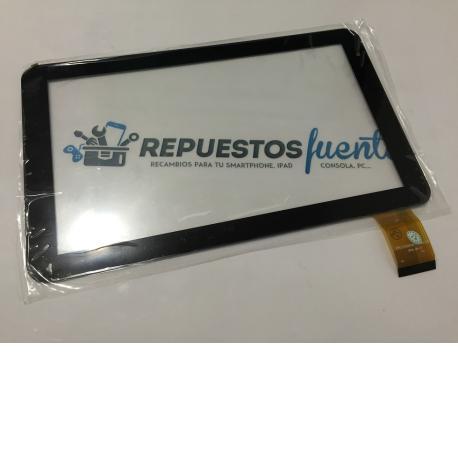 Pantalla Tactil Universal de Tablet 10.1 Wolder Mitab Bucarest , miTab Roma - Negra