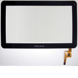 "Pantalla Tactil Universal Tablet china 10.1"" Wolder Visual Land / WOLDER miTab Brooklyn"