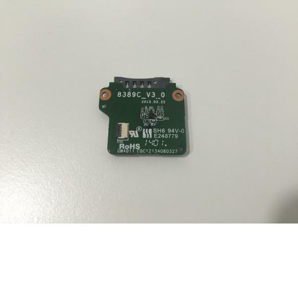 Modulo de Tarjeta SIM para BQ Edison 2 3G Quad Core / Edison 2 3G - Recuperado
