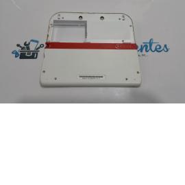 Marco frontal Nintendo 2DS blanco - Recuperado