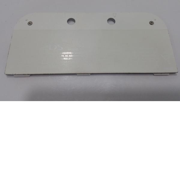 Carcasa trasera de la bateria Nintendo 2DS blanca - Recuperado