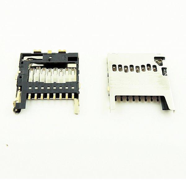 Lector de Tarjeta SD Original para Sony Xperia E4g E2003, E2006, E2033, E2043, E2053