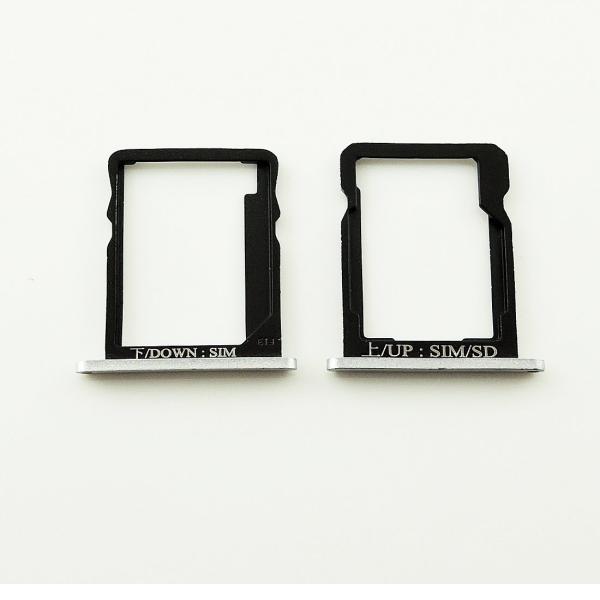 Set de Bandeja de Tarjeta SIM y SD para Huawei G7 - Blanco