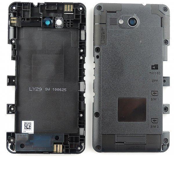 Carcasa Intermedia con Lente para Sony Xperia E2033 E4g DUAL