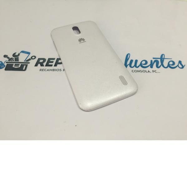 Tapa Trasera Original Huawei Y625 Y625-U51 Blanca - Recuperada