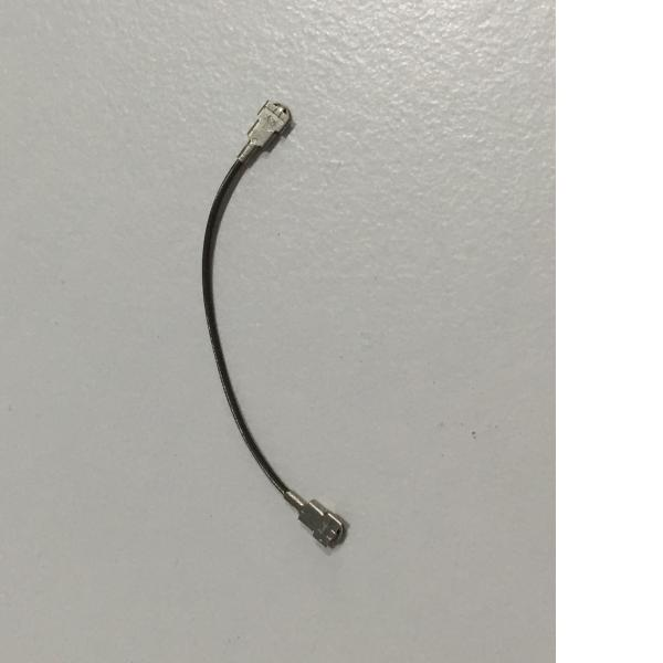 Cable Coaxial para HTC One M7 - 30mm / Gris