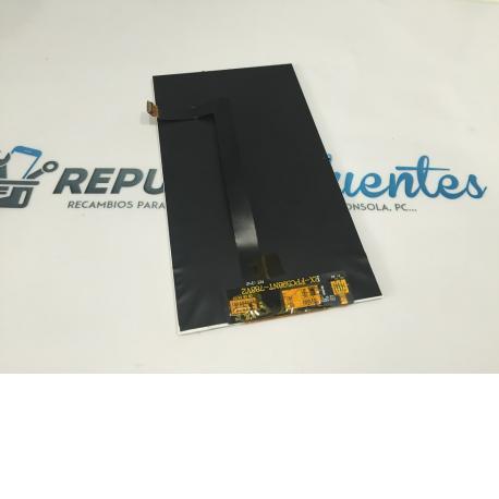 Pantalla Lcd display original Szenio Syreni 62FHD , Ulefone U600 P6 - Recuperada