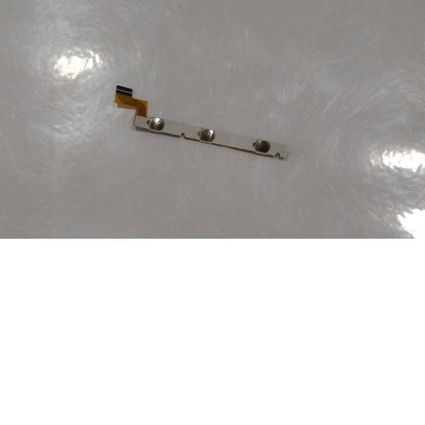 Flex de botones encendido y volumen Wolder mismart Wink 2 - Recuperado