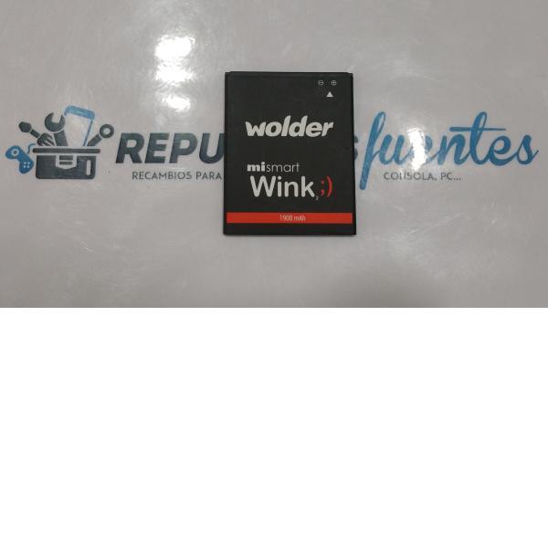 Bateria Original Wolder Mismart Wink 2 de 1900mAh - Recuperada