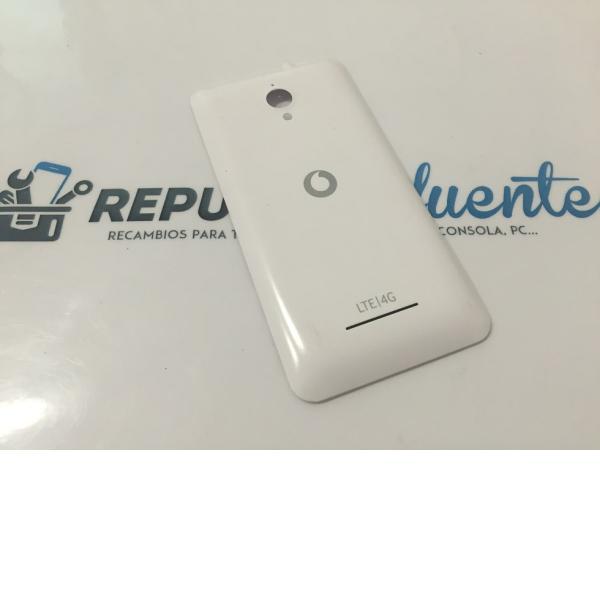 Tapa Trasera Original Vodafone Smart 4 Turbo 889N 890N Blanca - Recuperada