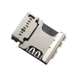 Lector de Tarjetas SIM y Micro SD para Samsung Galaxy Core i8260