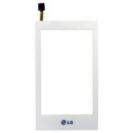 Pantalla táctil LG GT400 blanca