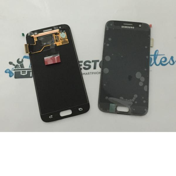 Pantalla LCD Display + Tactil Original para Samsung Galaxy S7 SM-G930F - Negra