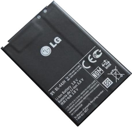 Bateria Original para LG Optimus L7 P700 P750 y LG L5 II E460 / BL-44JH / 1700mAh