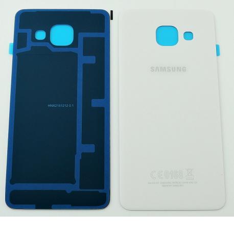 Tapa Trasera de Bateria para Samsung Galaxy A3  SM-A310 - Versión 2016 - Blanca