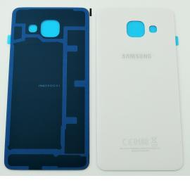 Tapa Trasera de Bateria Original para Samsung Galaxy A3 SM-A310 - Versión 2016 - Blanca